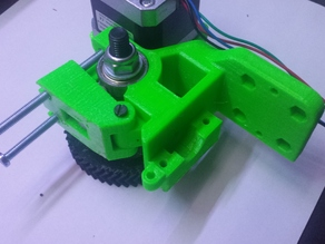 CharlStruder For E3D and J-Head on Prusa i3