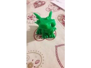 Dragon geocache