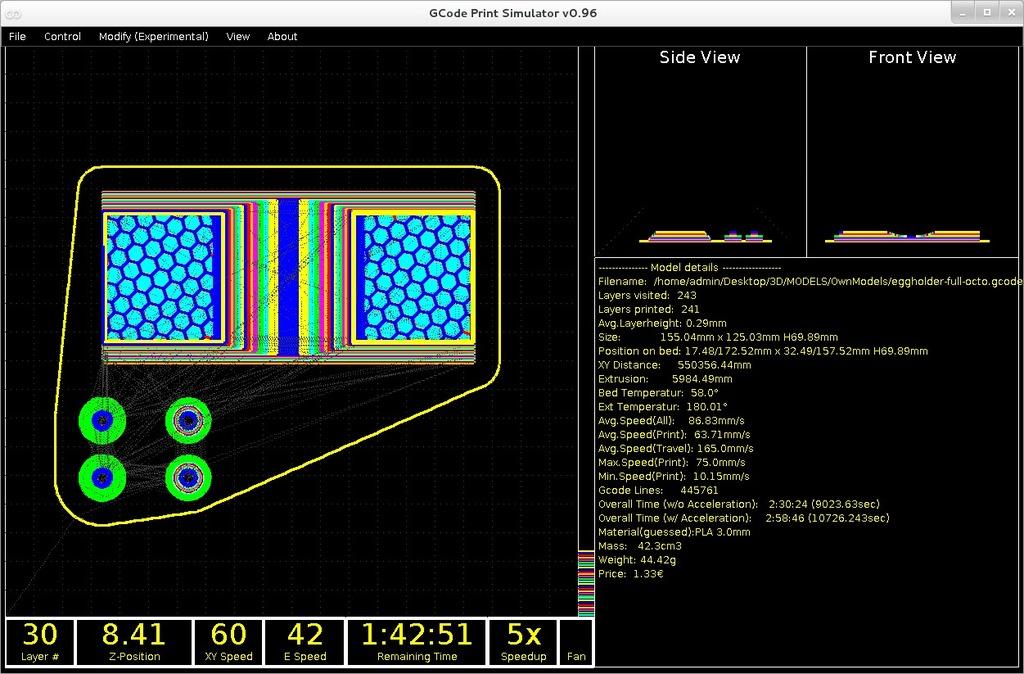 GCode Print Simulator by mdietz - Thingiverse