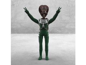 Mars Attacks - Alien