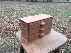 Vanessa's chest of drawers