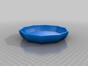 My Customized starry, curvy, bowl, cup or vase