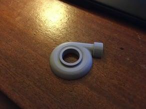 Turbo Keychain