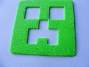 Minecraft Creeper Coaster