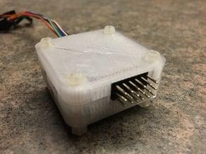 OpenPilot CC3D Case (Angled Pins)
