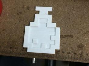 Zelda NES Potion