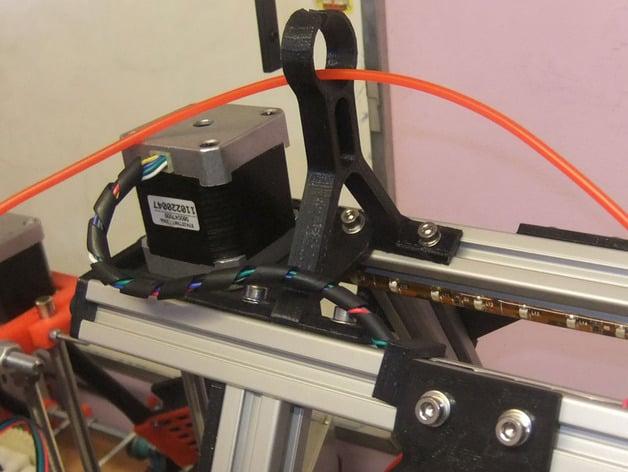 Mendelmax Filament Guide