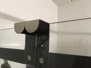 Spacer for IKEA Grundtal door hanger