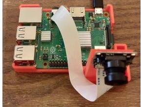 RPI3 Base and Camera Holder