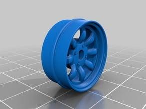 8 Spoke Wheel Xmod
