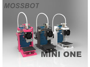 mini one ——smallest pocket 3D pirnter in the world