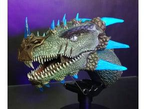 Dragonology II - Head HD