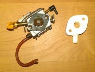 Ryobi Propane Conversion Carburetor