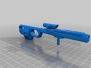 Rail Gun Sniper Rifle