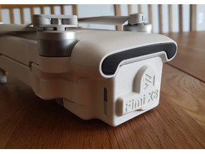 Fimi X8 SE gimbal protector