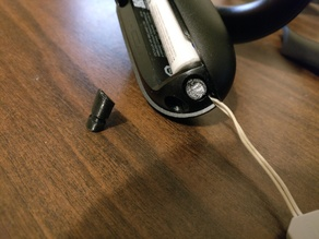 Oculus Touch strap plug