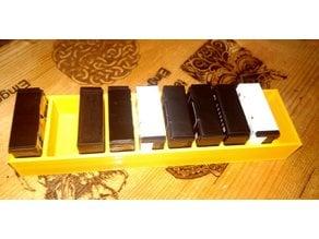 10 x GoPro 3 Battery sideways box