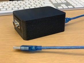 Arduino Uno DB9 Case