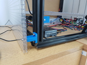 Enclosure Mount For Tronxy X5S