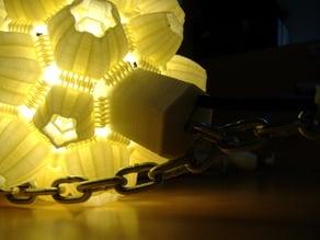 Covered Bulb Socket Element