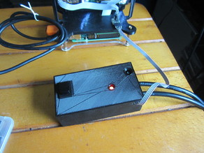 Generic 3D-Printer Shutdown Device