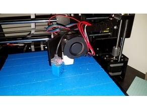 TronXY P802 Fan & Sensor Mount