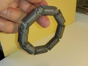 Bangle Gears - Bracelet Engrenages