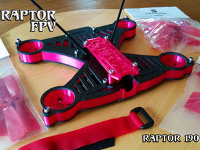 Raptor 190 Racing Quadcopter