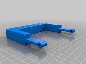 Foldable Table Handle