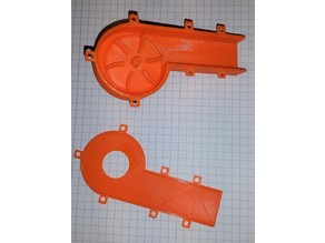 Blower Motor for selfmade Vacuum-Cleaner
