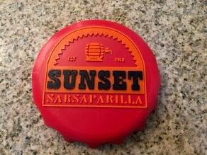 Fallout Sunset Sarsaparilla Cap