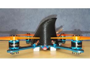 Pod + Cam support for Fly Egg 100/130 frame