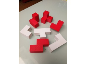 Easy Puzzle Cube