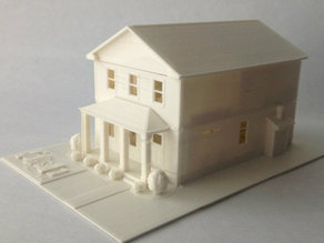 Two-Story Spec House