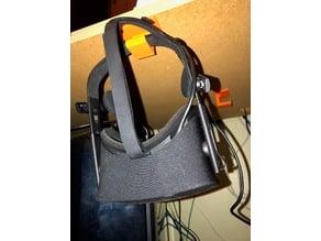Headset or Oculus Rift Holder/Hook Below/Under Desk