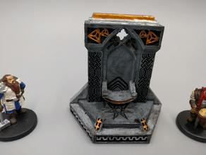 OpenForge Dwarven Throne