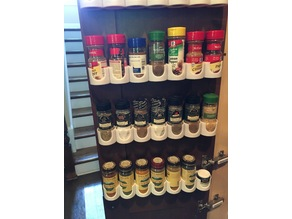 Spice Rack 1,4,6,&7