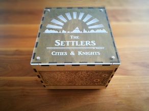 Storage cities & knights 2.0