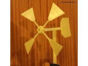 Windrad / pinwheel Modular