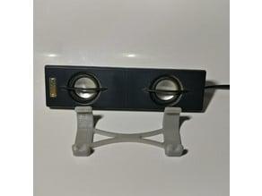 Altec Lansing 2100 horizontal speaker mod