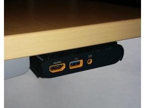 Vive link-box mount