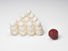 Make #20 - Snowman Skittles