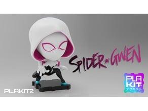 Spider-Gwen (PlaKit2 Series)