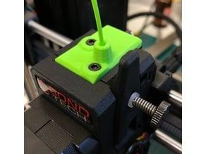 Filament Sensor Cover for Prusa / Zaribo Bondtech extruder