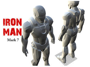 IRON MAN ( Mark 7 )