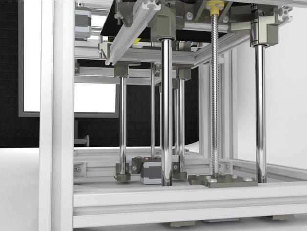 MK3 Aluminum 3D Printer Hot Bed  for Reprap Prusa i3 Anet Thermistor EF