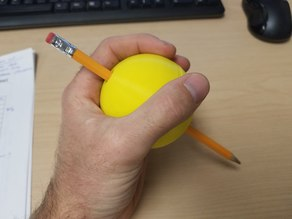 3d printed Pen Ball