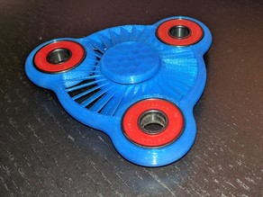 Turbine Fan Spinner