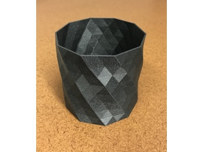 Low Poly Pencil Cup/Holder