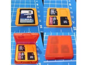 Nintendo Memory Holder